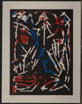 Prints & Multiples, A. R. Penck (1939-2017). Mul, Bul Dang & Sentimentality, from Official Arts Portfolio of the XXIVth Olympiad, Seoul, K...