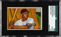 Baseball Cards:Singles (1950-1959), 1951 Bowman Willie Mays #305 SGC 55 VG/EX+ 4.5....