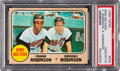 Baseball Cards:Singles (1960-1969), 1968 Topps Bird Belters #530 PSA Gem Mint 10. The ...