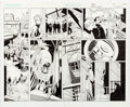Original Comic Art:Panel Pages, Butch Guice and Mike Perkins Ruse #2 Pages 18 and 19Original Art (CrossGen, 2001)....