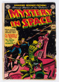 Golden Age (1938-1955):Science Fiction, Mystery in Space #3 (DC, 1951) Condition: VG-....