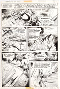 Original Comic Art:Panel Pages, Jim Aparo The Brave and the Bold #114 Page 7 Original Art(DC, 1974)....