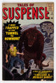 Tales of Suspense #5 (Marvel, 1959) Condition: VG+