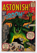 Silver Age (1956-1969):Mystery, Tales to Astonish #9 (Marvel, 1960) Condition: VG+....