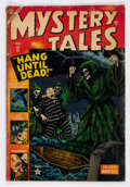 Golden Age (1938-1955):Horror, Mystery Tales #11 (Atlas, 1953) Condition: VG-....