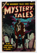 Golden Age (1938-1955):Horror, Mystery Tales #19 (Atlas, 1954) Condition: VG-....