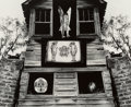 Photographs:Gelatin Silver, Jerry Uelsmann (American, b. 1934). Untitled, 1970. Gelatinsilver. 10-1/2 x 13 inches (26.7 x 33.0 cm). Initialed and d...