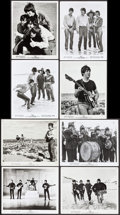 """Movie Posters:Rock and Roll, Help! (United Artists, 1965). Photos (8) (8"""" X 10""""). Rock andRoll.. ... (Total: 8 Items)"""
