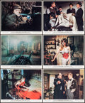 """Movie Posters:Crime, A Study in Terror (Columbia, 1966). Color Photos (10) (8"""" X 10"""").Crime.. ... (Total: 10 Items)"""