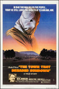 "Movie Posters:Thriller, The Town That Dreaded Sundown & Other Lot (American International, 1977). One Sheets (2) (27"" X 41"") Tom Jung Artwork. Thril... (Total: 2 Items)"