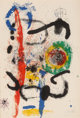 Joan Miró (1893-1983) La Cascada, 1964 Lithograph in colors on Arches paper 35-1/4 x 24 inches (89.5 x 61.0 cm) (...