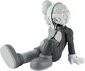 Other, KAWS (American, b. 1974). Companion (Resting Place) (Grey), 2013. Painted cast vinyl. 9-1/4 x 6-1/4 x 10-1/4 inches (23....