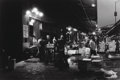 Photographs:Gelatin Silver, Vincent Giordano (American, 20th Century). Old Fulton Fish Market, NYC, 2005. Gelatin silver. 14-1/2 x 21-3/4 inches (36...