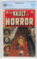 Golden Age (1938-1955):Horror, Vault of Horror #33 (EC, 1953) CBCS VG 4.0 Off-white to whitepages....