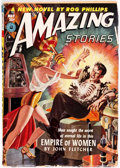 Pulps:Science Fiction, Amazing Stories V26#5 (Ziff-Davis, 1952) Condition: FN-....