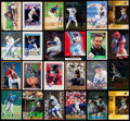 Autographs:Sports Cards, 1980s-2000s Baseball Card Signed Collection (500+).. ...