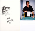 Original Comic Art:Sketches, John Romita Jr. - Hulk Sketch Illustration Original Art (2003).... (Total: 2 Items)