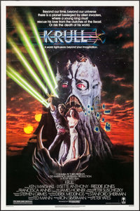 "Krull & Other Lot (Columbia, 1983). One Sheets (2) (27"" X 40"" & 27"" X 41""). Fantasy..."