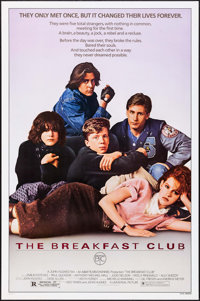 """The Breakfast Club & Other Lot (Universal, 1985). One Sheets (2) (27"""" X 41""""). Drama. ... (Total: 2 Items)"""