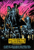 """Movie Posters:Action, Streets of Fire & Others Lot (Universal, 1984). One Sheets (5)(27"""" X 40"""" & 27"""" X 41"""") SS Regular & Advance Styles.Action.... (Total: 5 Items)"""