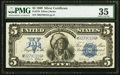 Large Size:Silver Certificates, Fr. 279 $5 1899 Silver Certificate PMG Choice Very Fine 35.. ...