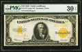 Large Size:Gold Certificates, Fr. 1173 $10 1922 Gold Certificate PMG Very Fine 30 EPQ.