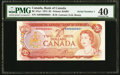 Canadian Currency, BC-47a-i $2 1974 Serial Number 1.. ...
