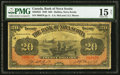 Canadian Currency, Halifax, NS- The Bank of Nova Scotia $20 Jan. 2, 1929 Ch. #550-28-22.. ...