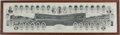 Baseball Collectibles:Others, 1929 Wrigley Field (Chicago Cubs) Panoramic Print....