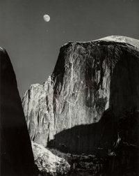 Ansel Adams (American, 1902-1984) A Group of Ansel Adams Ephemera, circa 1970-80s Gelatin silver (4)