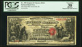National Bank Notes:Illinois, Greenville, IL - $5 Original Fr. 399 The First NB Ch. # 1841. ...