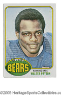 Football Cards:Singles (1970-Now), 1976 Topps Walter Payton #148. VG-EX example of this importantrookie card....