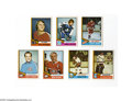 Hockey Cards:Lots, 1974-75 O-Pee-Chee Hockey Group Lot of 59. Includes #8 Bill Barber,Darryl Sittler, 72 Marcel Dionne, 160 Ed Giacomin, 195 D...