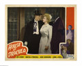 """Movie Posters:Horror, House of Dracula (Universal, R-1950). Lobby Card (11"""" X 14""""). This is a vintage, theater used lobby card for this horror fil..."""