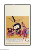"Movie Posters:Comedy, Made in Paris (MGM, 1966). Window Card (14"" X 22""). Ann-Margret is sent to Paris by fashion designer Edie Adams, where she i..."
