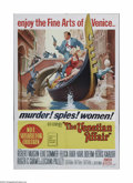 """Movie Posters:Drama, The Venetian Affair (MGM, 1967). Australian One Sheet (27"""" X 40""""). This is a vintage, theater used folded poster for this sp..."""