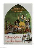 """Movie Posters:Animated, Walt Disney Animation (Buena Vista, 1950s). Five Argentinian OneSheets (5) (29"""" X 43""""). Offered in this lot are five Argent... (5items)"""