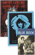 Memorabilia:Books, Comic Art Related Books Group of 8 (Various Publishers).... (Total:8 Items)