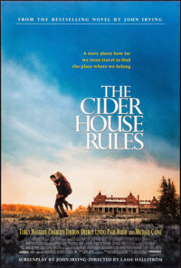 """The Cider House Rules & Others Lot (Miramax, 1999). One Sheets (4) (27"""" X 40"""") SS. Drama. ... (Total:..."""