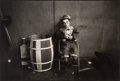 Photographs, Jim Marshall (American, 1936-2010). Circus Dwarf, 1990. Gelatin silver, 1991. 11-1/4 x 16-3/4 inches (28.6 x 42.5 cm). S...