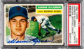 Autographs:Sports Cards, Signed 1956 Topps Harmon Killebrew #164 PSA/DNA Authentic. ...