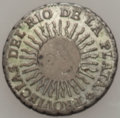 Argentina, Argentina: Republic Real 1813 PTS-J VG - Cleaned,...