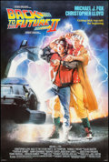 "Movie Posters:Science Fiction, Back to the Future Part II (Universal, 1989). One Sheet (27"" X 41"")Advance. Drew Struzan Artwork. Science Fiction.. ..."