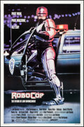 """Movie Posters:Action, RoboCop (Orion, 1987). One Sheet (27"""" X 41"""") SS. Mike Bryan Artwork. Action.. ..."""