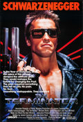 "Movie Posters:Science Fiction, The Terminator (Orion, 1984). One Sheet (27"" X 40""). ScienceFiction.. ..."