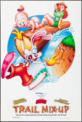 "Movie Posters:Animation, Roger Rabbit in Trail Mix-Up (Buena Vista, 1993). One Sheet (27"" X40"") DS. Animation.. ..."