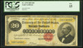 Large Size:Gold Certificates, Fr. 1178 $20 1882 Gold Certificate PCGS Fine 15.. ...