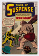 Tales of Suspense #40 (Marvel, 1963) Condition: VG-