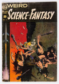 Golden Age (1938-1955):Science Fiction, Weird Science-Fantasy #29 (EC, 1955) Condition: Apparent GD/VG....