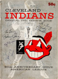 Baseball Collectibles:Programs, 1951 New York Yankees Partial Team Signed Publication with Mantle & DiMaggio.. ...